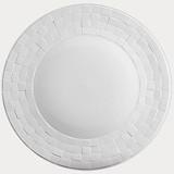 Byzanteum White Dinnerware