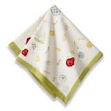 Springfields Multi Napkin 19 x 19 in, Six