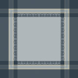 Galerie Des Glaces Argent Napkin 21 in.x21 in.