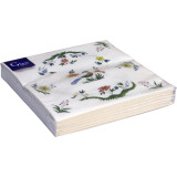 Oiseaux De Paradis Paper Luncheon Napkins X 20 13 in. X 13 in. Pack Of 12