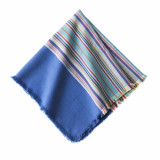 Picnic Stripe Multi Napkin 20 in. sq