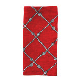 Nautical Knot Red/White Napkins