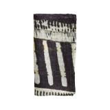 Bazaar Ivory/Black Napkins
