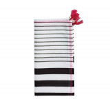 Jengaa Black/Bubblegum Napkins