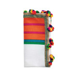 Jaipur White/Multi Napkins