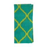 Tile Marine/Chartreuse Napkins