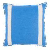 Royal Linen With Oyster Linen Inset Pillow 20 X 20 In