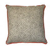 Cub Fossil With Spice Flange Pillow 20 X 20 In