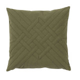 Veranda Pine Interlaced Outdoor Pillow 20 X 20 In