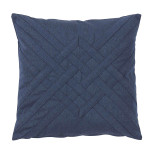 Veranda Cadet Interlaced Outdoor Pillow 20 X 20 In