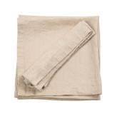 Finn Table Linens Camel