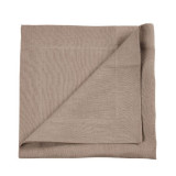Vence Table Linens Taupe