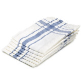 "Camaret Tea towel 27x27"" Jeans"