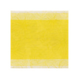 So Bloom Yellow Square 21 In Napkin