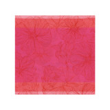 So Bloom Lipstick Pink Square 21 In Napkin