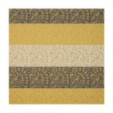 Nastasya Gold 23x23 100% Cotton Napkin