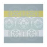 Piazzetta Celadon 23x23 100% Cotton Napkin
