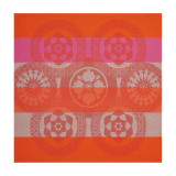 Piazzetta Terracotta 23x23 100% Cotton Napkin