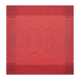 Villa Medicis Cherry 23x23 in 100% Linen Napkin