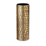 Croco Vase - Large 4.625 x 12 in