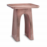 Tulum Side Table Pink