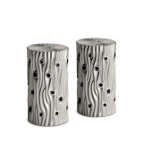 Bois de Platine S&P Shakers - Set of 2