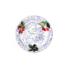 Oiseau Blue Fruits Dinnerware | Gracious Style
