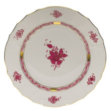 Chinese Bouquet Raspberry Dinnerware