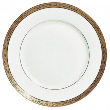 Ares Gold Dinnerware | Gracious Style