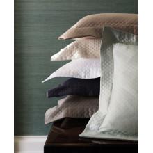Bari Diamond Pique Egyptian Cotton Coverlet