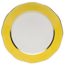 Silk Ribbon Lemon Dinnerware