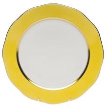 Silk Ribbon Lemon Dinnerware
