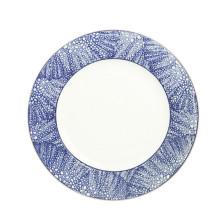 Sea Fans Blue Dinnerware | Gracious Style