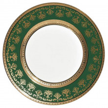 Eugenie Green Dinnerware | Gracious Style