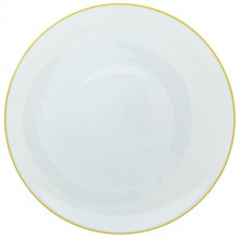 Monceau Lemon Yellow Dinnerware | Gracious Style
