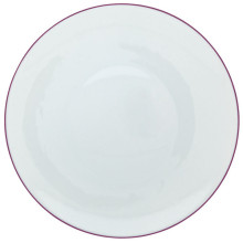 Monceau Mauve Pink Dinnerware | Gracious Style