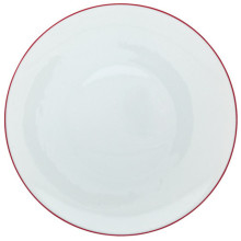 Monceau Rouge Dinnerware | Gracious Style