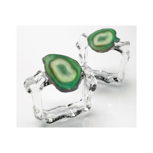 Aleotto Napkin Rings Grass, Set Of 2