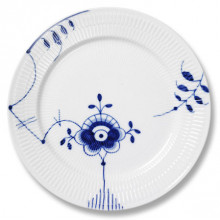 Blue Fluted Mega Dinnerware | Gracious Style