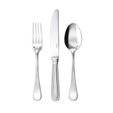 Perles Stainless 5 Pcs Place Setting H.H. | Gracious Style