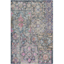 Antigua AGA1000 Pink/Pink Rugs | Gracious Style