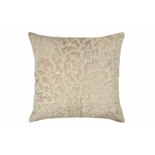 Tree of Life Applique Pillow Blush 20x20 | Gracious Style