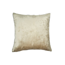 Velvet and Bead Pillow Linen 18x18 | Gracious Style