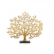 Tree Of Life Fireplace Screen Goldtone (Special Order)