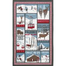 A La Montagne Original 20 X 31 in Tea Towel, Set of 3 | Gracious Style