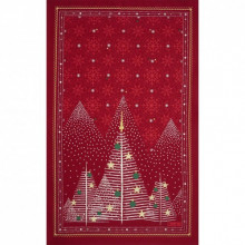 Forêt Red 20 X 31 in Tea Towel, Set of 3 | Gracious Style