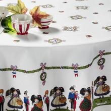 Hansi Original Print Table Linens | Gracious Style
