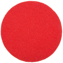 Terza Coral Placemats and Coasters | Gracious Style