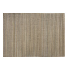 Varden Dark Sand Placemats and Coasters | Gracious Style