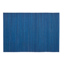 Varden Mixed Navy Placemats and Coasters | Gracious Style